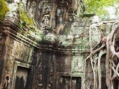 11月 アンコールワット遺跡群を訪ねて ⑤タ・プローム スラ・スラン バンテアイ・クデイ 東メボン