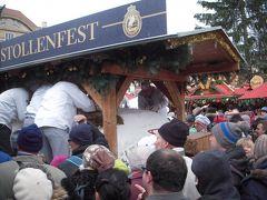 グーテン ターク  ドイツのクリスマスマーケット(シュトレン祭り他) 8日間 2013年12月