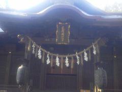 こりゃ歩いて行くのはムリだね 氷川女體神社