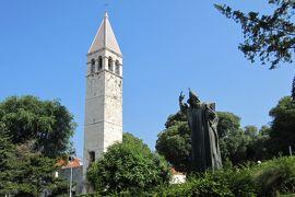 2012初夏、クロアチア等・東欧旅行記(29):6月24日(3):スプリット、ディオクレティアヌス宮殿