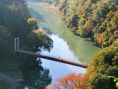 「 紅葉につつまれた 高尾山~城山~ 相模湖 ハイク 」 2013