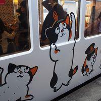 猫駅長のたまに会いに3 たま電車