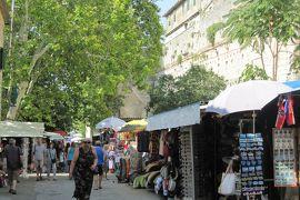2012初夏、クロアチア等・東欧旅行記(31):6月24日(5):スプリット、ディオクレティアヌス宮殿、宮殿周りの市場