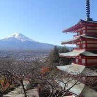 富士山に映る鳳凰