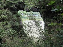 2012初秋、韓国旅行記25(5)丹陽、忠州湖クルージング、石門、島潭三峰