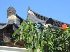 2012初秋、韓国旅行記25(6)安東、丹陽から安東へ、安東河回村、案山子