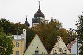 2012秋、バルト三国・東欧旅行記(8)タリン、旧市街、聖ニコラス教会