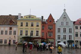 2012秋、バルト三国・東欧旅行記(9)タリン、旧市街、聖ニコラス教会、ラエコヤ広場