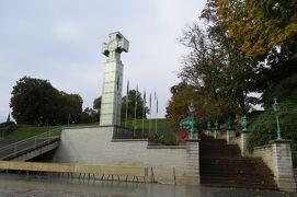 2012秋、バルト三国・東欧旅行記(10)タリン、旧市街、ラエコヤ広場、昼食のレストラン