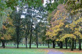2012秋、バルト三国・東欧旅行記(12)リガ、泊ったホテル、ホテル界隈の公園散策