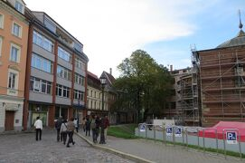 2012秋、バルト三国・東欧旅行記(15)リガ、旧市街、リガ大聖堂