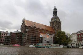 2012秋、バルト三国・東欧旅行記(20)リガ、旧市街、三人兄弟(ラトビア建築博物館)