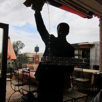 2013 異国情緒溢れるメディナの街々へ ホテル &  お食事