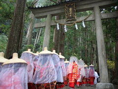 熊野古道 平安装束の行列を見に行こう~!大門坂、那智大社、那智の滝