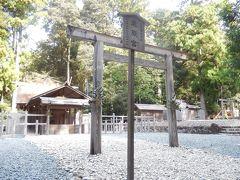 神聖な遙宮「瀧原宮」