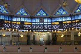 2012暮、マレーシア旅行記2(11)クアラルンプール、国立モスク