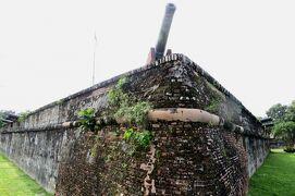 2012暮、マレーシア旅行記2(22)ペナン島、コーンウォリス要塞
