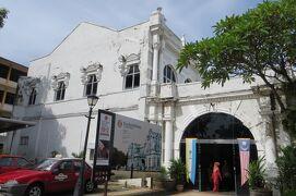 2012暮、マレーシア旅行記2(24)ペナン島、ペナン州博物館、極楽寺へ