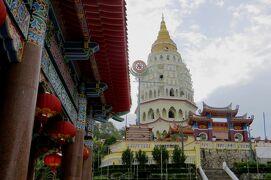 2012暮、マレーシア旅行記2(27)ペナン島、極楽寺、ケーブルカーでペナンヒルへ