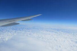 2012暮、マレーシア旅行記2(29)帰国、マレーシアのペナン国際空港から、香港国際空港へ