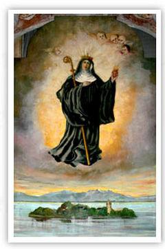 キームゼー・女島:聖イルメンガルドの聖人承認と現代のDNA鑑定