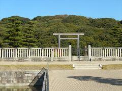 歴史街道 スタンプラリーの旅 古代史のまちネットワーク編 堺 仁徳天皇陵。
