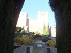 グラナダ 「アルハンブラの思い出♪」と一緒に宮殿を巡る Vol6