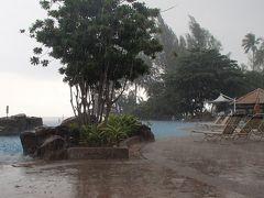 インドネシア(1)ビンタン嵐のリゾート