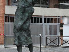 パリ20区 1.エディット・ピアフ、パリの田舎街