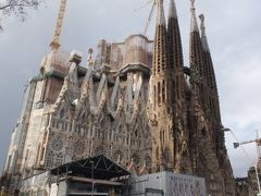 旅行振出点 バルセロナ市街観光 Vol8