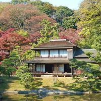 横浜・三渓園と山下公園散策