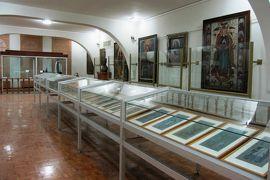 2012秋、イラン旅行記(33):11月20日(7):イスファハン(2):アルメリア人のためのヴァンク教会、展示品