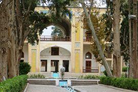 2012秋、イラン旅行記(45):11月22日(4):カシャーン(2):世界遺産のフィーン庭園、ペルシャ式庭園
