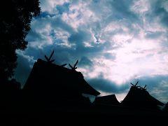 サンライズ出雲で行く出雲路ご縁旅3*・゜・*平成の大遷宮で生まれ変わった出雲大社*・゜・*