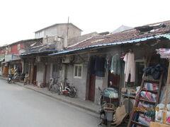 上海の下町・夢花街・柳江街