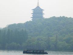景色が素晴らしい 杭州の西湖と湿地公園