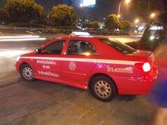 バンコク・・毎深夜   タクシーに乗って (9の4)