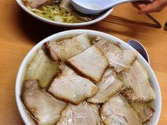 2013 NOV 会津にきたついでに三大ラーメンの一角「喜多方」に寄り道