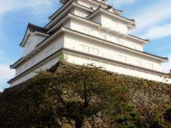 2013 NOV 【日本100名城 No.12】大河ドラマイヤーの会津若松で『鶴ヶ城』を訪ねて