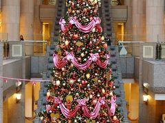 横浜みなとみらいは、クリスマス・イルミの宝庫① ランドマークプラザ~コレットマーレ