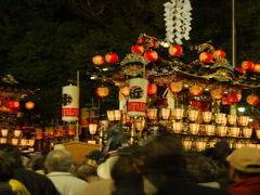 秩父夜祭は、屋台の迫力と人達で見所満載でした