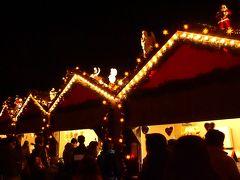 横浜みなとみらいは、クリスマス・イルミの宝庫③ 横浜赤レンガ倉庫 クリスマス・マーケット