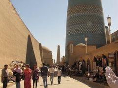 ウズベキスタンの旅(1)・・ホレズム王国の都ヒヴァを訪ねて