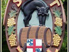ツェルの黒猫Zeller Schwarze Katze