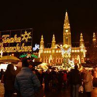 クリスマスが待ちきれない!きらきら☆ウィーンのクリスマスマーケットからメリークリスマス ◆オーストリア◆