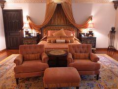 夏のインド旅② ジャイプール 宮殿ホテルランバーグパレスに泊まる
