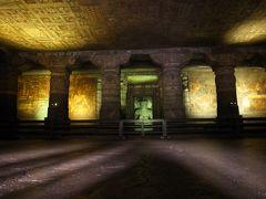 夏のインド旅⑤ アジャンター石窟寺院