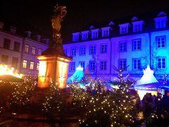 ドイツ 煌めいてグリューヴァインはもう十分です母娘クリスマスマーケットを巡る旅【1】