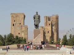 ウズベキスタンの旅(3)・・ティムールの生まれ故郷シャフリサブスを訪ねて