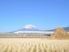 富士山を… 2013.12.14=2.富士・中里編=